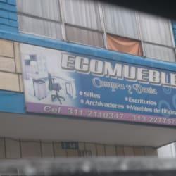Ecomuebles Compra y Venta en Bogotá