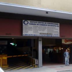Edificio Centro De Convenciones Camara De Comercio De Bogotá P.H. en Bogotá