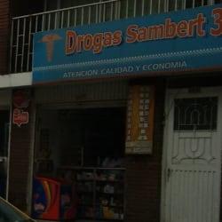 Drogas Sambert 3 en Bogotá