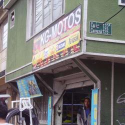 Almacen KG Motos en Bogotá
