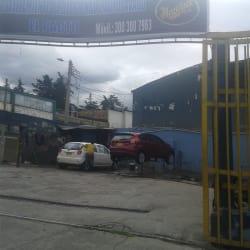 Autolavado El Pacto en Bogotá