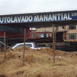 Autolavado Manantial en Bogotá