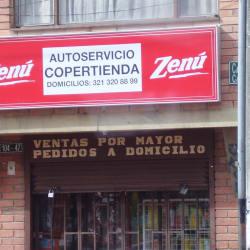 Autoservicio Copertienda en Bogotá