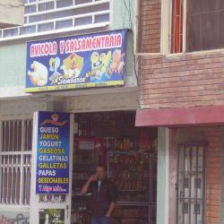 Avicola y Salsamentaria Sambarca en Bogotá