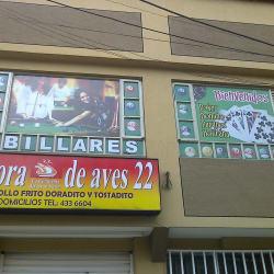 Billares Calle  en Bogotá
