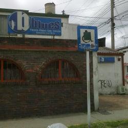 Blues Pizzeria en Bogotá