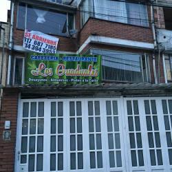 Cafetería - Restaurante Los Guaduales en Bogotá