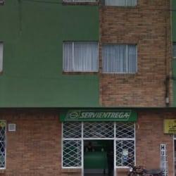 Servientrega Toberin en Bogotá