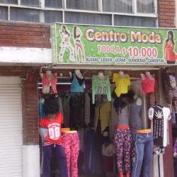 Centro Moda en Bogotá