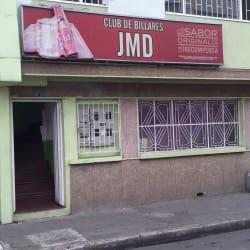Club de Billares JMD en Bogotá