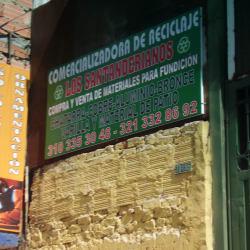 Comercializadora De Reciclaje Los Santanderianos  en Bogotá
