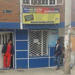 Creaciones Cruz Deli en Bogotá
