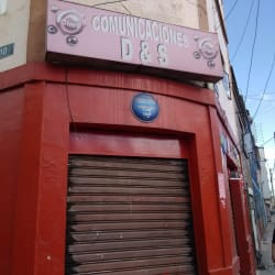 Comunicaciones D&S Claro  en Bogotá