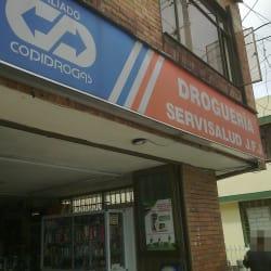 Droguería Servisalud Jfj en Bogotá