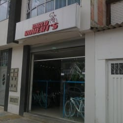 Ciclo Robert's en Bogotá