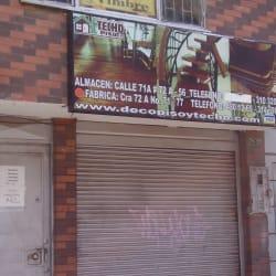 Decoraciones Techo Y Piso S.A.S. en Bogotá