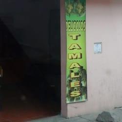 Deliciosos Tamales en Bogotá