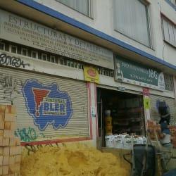 Depósito de Materiales JGB en Bogotá