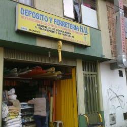 Depósito y Ferretería H.V.  en Bogotá