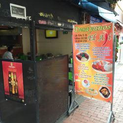 Desayunos El Aji en Bogotá