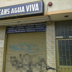 Jeans Agua Viva en Bogotá