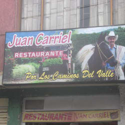 Juan Carriel Restaurante en Bogotá