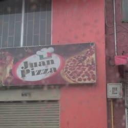 Juan Pizza en Bogotá
