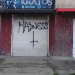 Kratos  en Bogotá