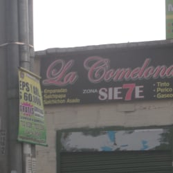 La Comelona Zona Sie7e en Bogotá