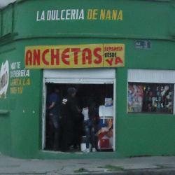 La dulceria de Nana en Bogotá