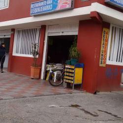 La Esquina de Marroco  en Bogotá