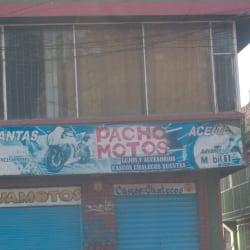 Pacho Motos en Bogotá