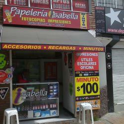 Papelería Isabella en Bogotá