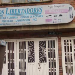 Papeleria Los Libertadores  en Bogotá