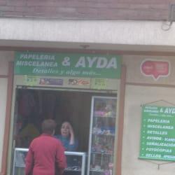 Papeleria & Miscelanea Ayda Detalles y Muchos Mas... en Bogotá