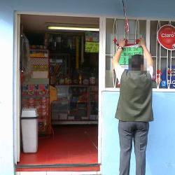Papeleria Calle 23B en Bogotá