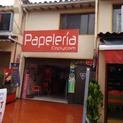 Papeleria Copycom en Bogotá