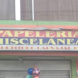 Papeleria Miscelanea Surtido Carvajal  en Bogotá