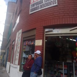 Papeleria NCA  en Bogotá