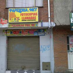 Papelería. Net en Bogotá