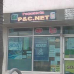 Papeleria P y C Net en Bogotá