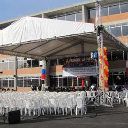 Colegio Distrital República de China en Bogotá