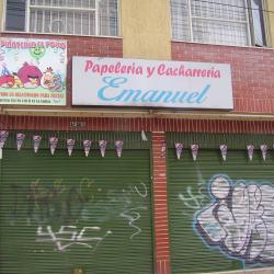 Papeleria y Cacharreria Emanuel  en Bogotá