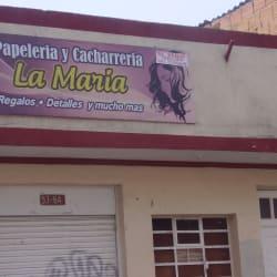 Papeleria y Cacharreria La Maria  en Bogotá