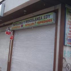 Papeleria y Miscelanea Edy en Bogotá