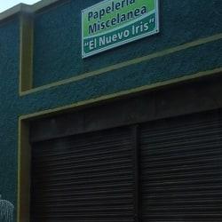 Papeleria y Miscelanea '' El Nuevo Iris '' en Bogotá