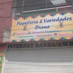 Papeleria y Variedades Diana en Bogotá