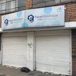 Paper Boutique M&R Internacional en Bogotá
