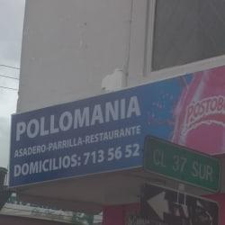 Pollomania  en Bogotá