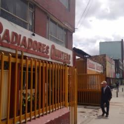 Servicio de Radiadores Quintero en Bogotá
